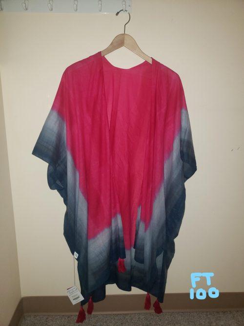 Fair Trade Kimono