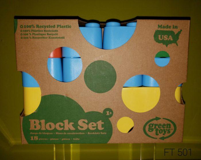 inter-locking blocks